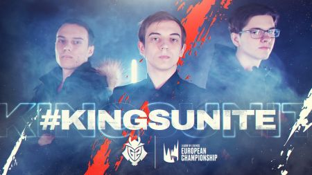 G2 Esports confirms League of Legends roster ahead of 2019 season