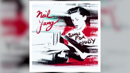 Listen: Neil Young debuts 'The Losing End' from live archive release 'Songs for Judy'