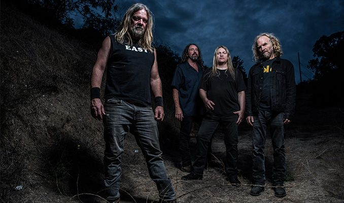 Corrosion of Conformity with Guests: Crowbar, Weedeater and Mothership tickets at Slim's in San Francisco