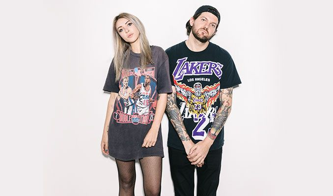 Dillon Francis  X  Alison Wonderland tickets at The Anthem in Washington