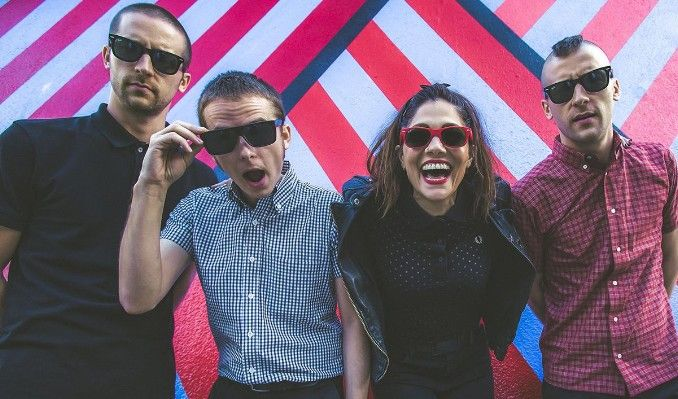 The Interrupters tickets at Warehouse Live in Houston