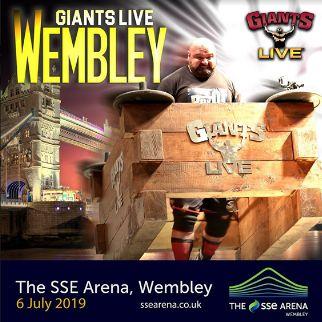Giants Live Wembley