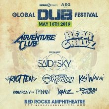Global Dub Festival schedule, dates, events, and tickets - AXS