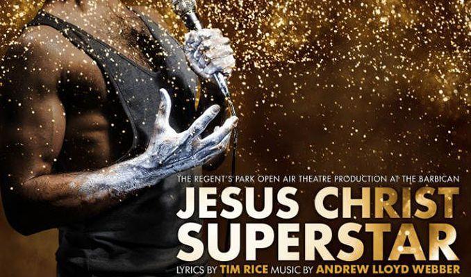 Jesus Christ Superstar tickets at London Barbican, London