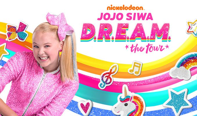Jojo siwa additional offers jojo siwa tickets at the theatre at grand prairie in grand prairie m4hsunfo