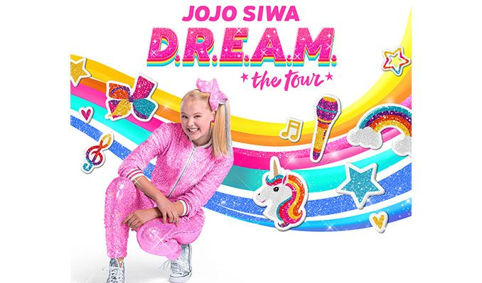 JoJo Siwa tickets at City National Civic, San Jose tickets at City National Civic, San Jose tickets at City National Civic, San Jose