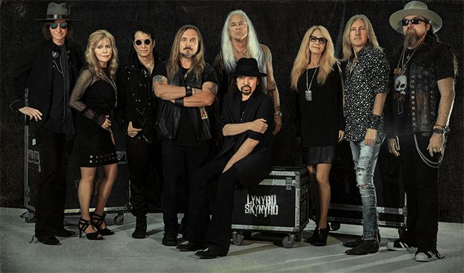 Lynyrd Skynyrd tickets at The SSE Arena, Wembley, London