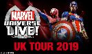 Marvel Universe LIVE! tickets at The O2, London