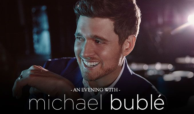Michael Bublé tickets at STAPLES Center in Los Angeles