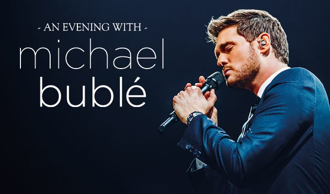Michael Bublé tickets at ERICSSON GLOBE/Stockholm Live in Stockholm