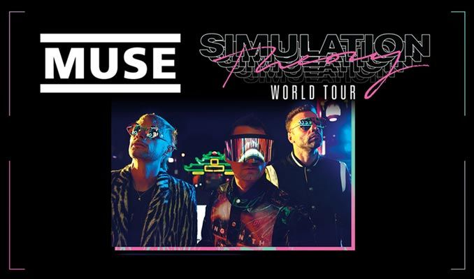 Muse - Simulation Theory World Tour tickets at Mandalay Bay Events Center in Las Vegas
