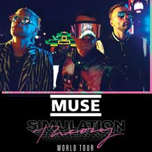 Muse tickets at Oracle Arena, Oakland