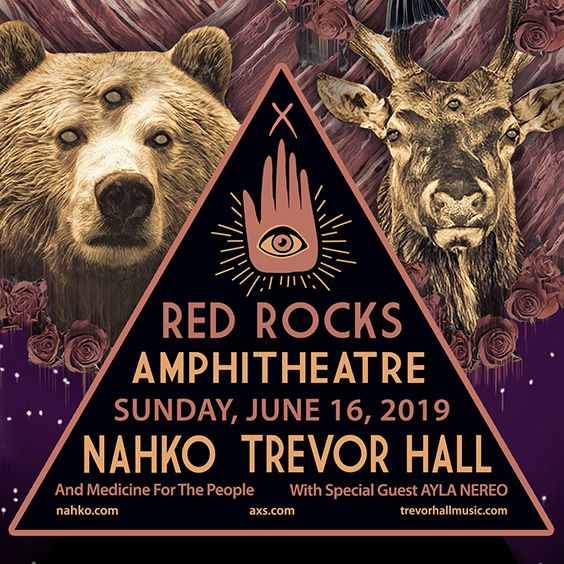 Image for Nahko And Medicine for the People + Trevor Hall