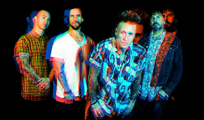 Papa Roach tickets at The Union, Salt Lake City