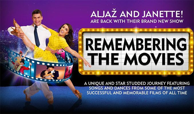 Remembering The Movies tickets at Alban Arena, St Albans