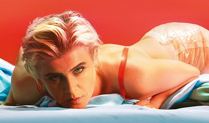 Robyn tickets at Alexandra Palace in London