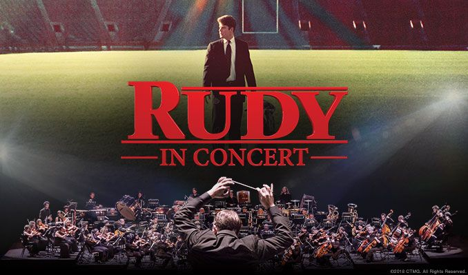 Rudy in Concert - 25th Anniversary tickets at Microsoft Theater in Los Angeles