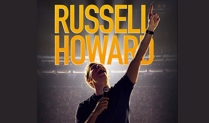 Russell Howard tickets at Manchester Arena in Manchester