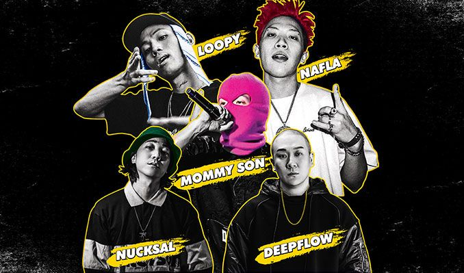 STAGE SESSION VOL.1 IN SEATTLE: Nafla, Loopy, Mommy Son, Nucksal, Deepflow tickets at Showbox SoDo in Seattle