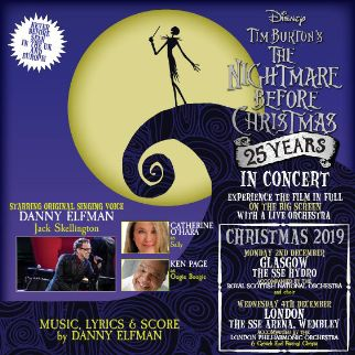 Tim Burton's The Nightmare Before Christmas Live in Concert