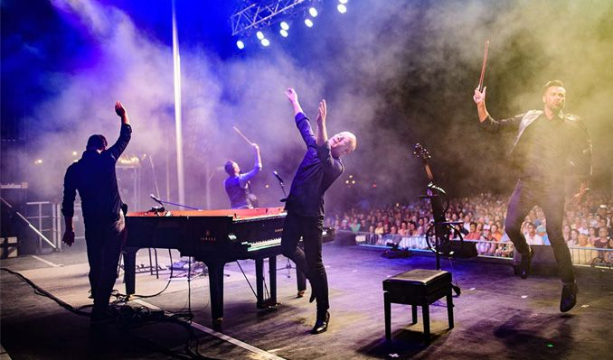 The Piano Guys tickets at Abraham Chavez Theatre in El Paso