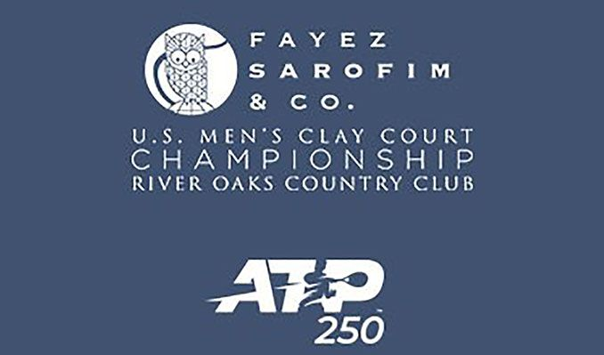 U.S. Men's Clay Court Championship tickets at River Oaks Country Club, Houston