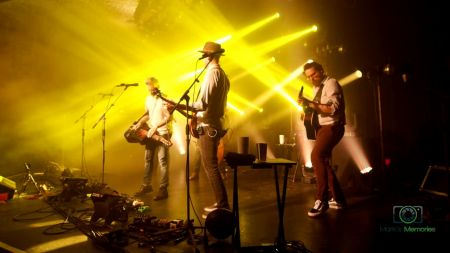 The Infamous Stringdusters add fall concert dates onto 2018 North American tour