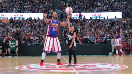 Harlem Globetrotters announce world tour 2019