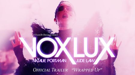 Watch: Natalie Portman performs 'Wrapped Up' by Sia in stunning 'Vox Lux' movie trailer