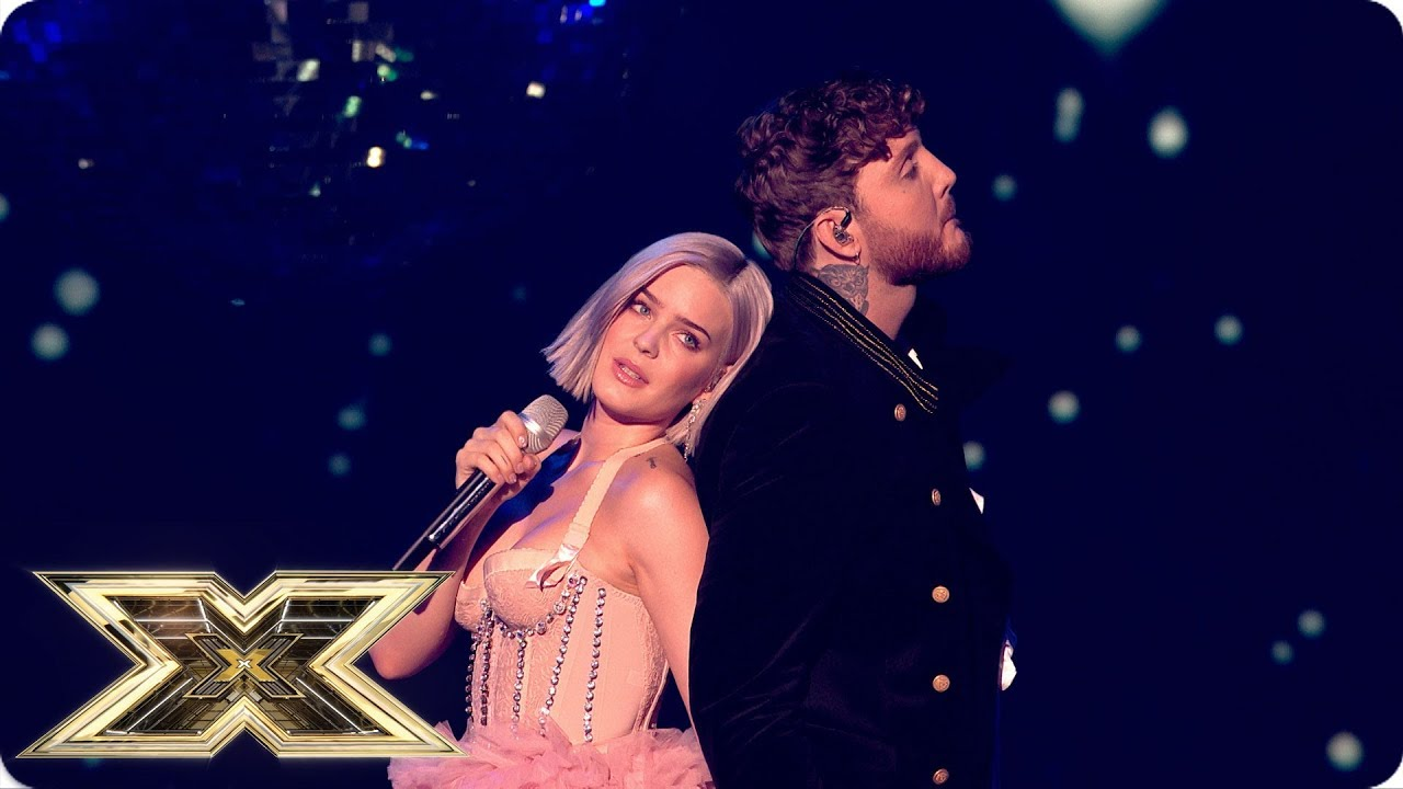 'The X Factor UK': Watch James Arthur and Anne-Marie debut 'Rewrite the Stars'