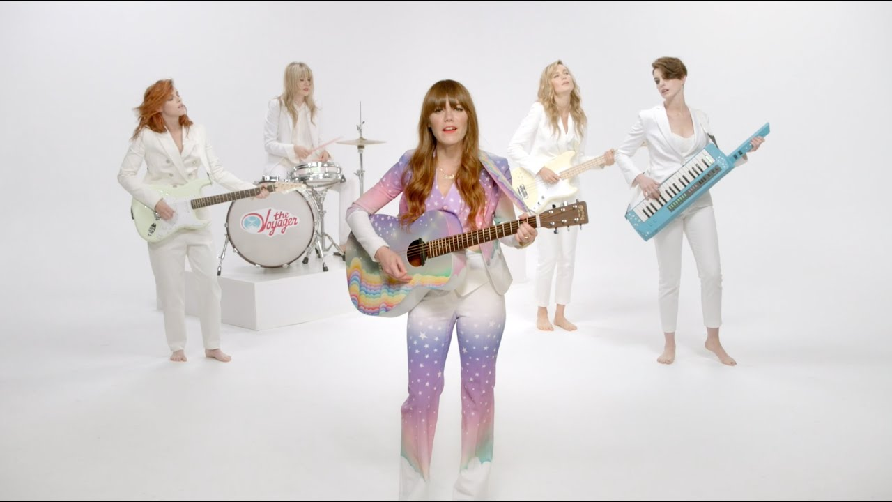 Jenny Lewis to collaborate with Ringo Starr and Beck for 'On the Line' LP