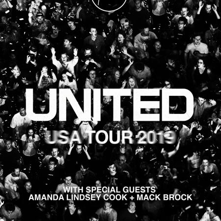 Hillsong United announces 2019 USA Tour with special guests