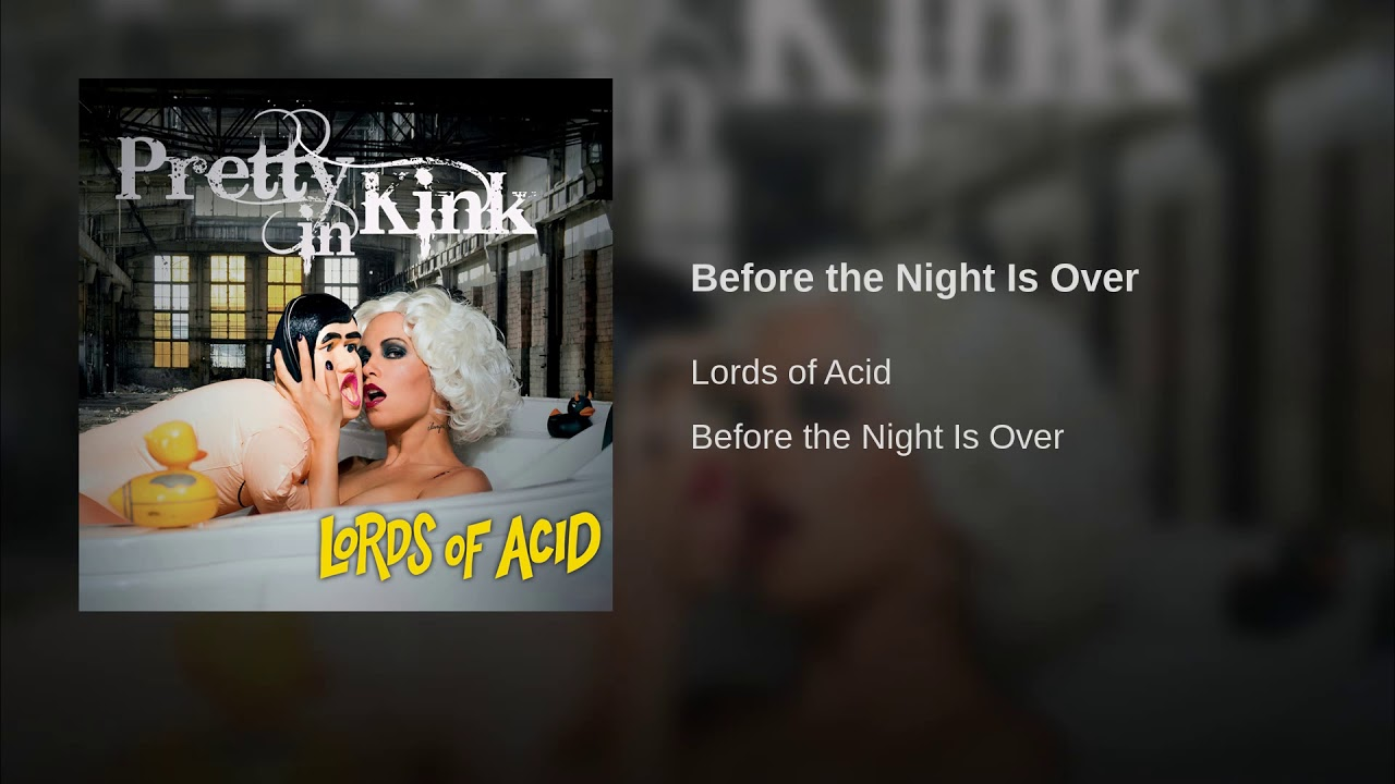 Lords of Acid announces 2019 Pretty In Kink Tour with Orgy