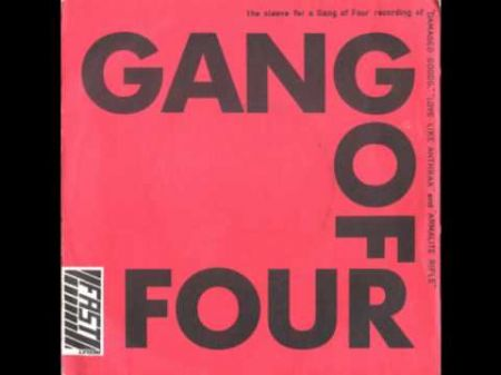 Gang Of Four announces 'Entertainment!' 40th Anniversary tour