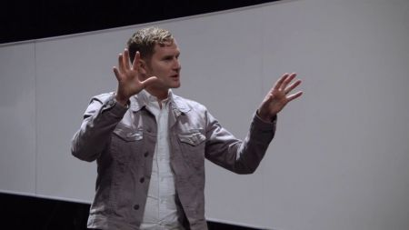 Rob Bell announces 'An Introduction to Joy' tour 2019
