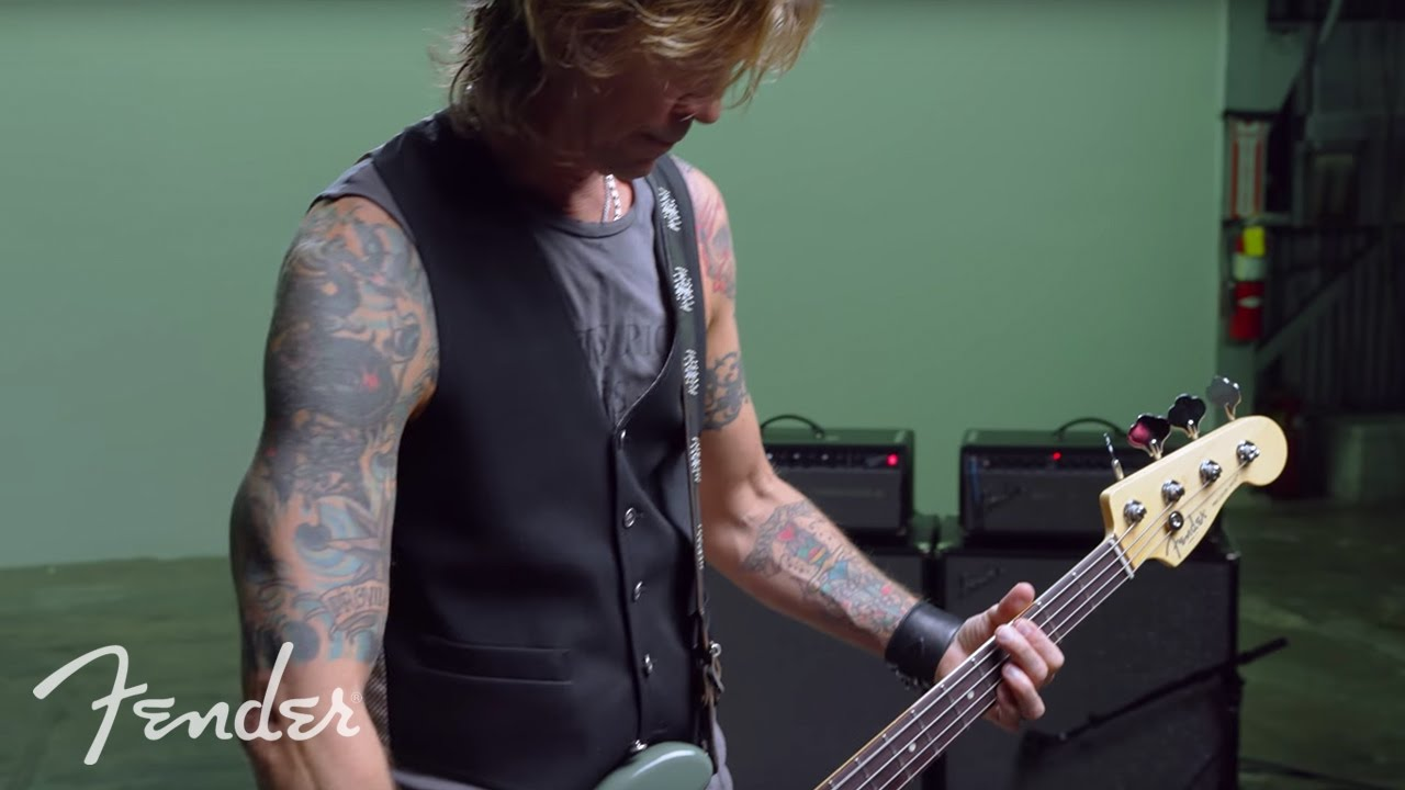 Guns N' Roses bassist Duff McKagan working on 2019 solo album
