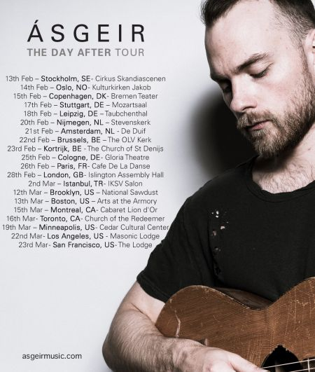 Asegir Tour Flyer 2019