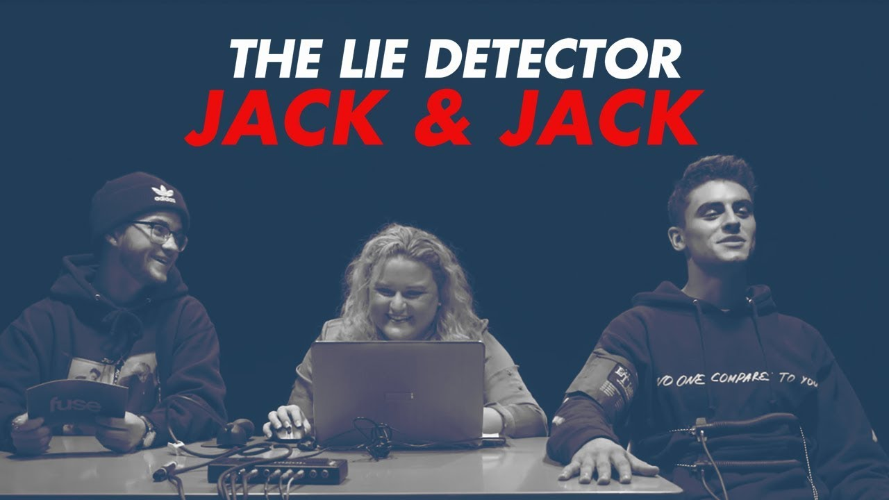 Watch: Pop-rap duo Jack & Jack are put to the test on Fuse's 'Lie Detector'