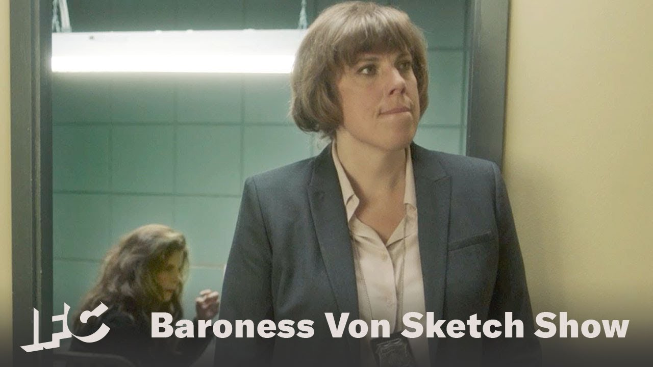 Exclusive clip: sneak peek of 'I'm Not Telling' from the 'Baroness von Sketch Show'
