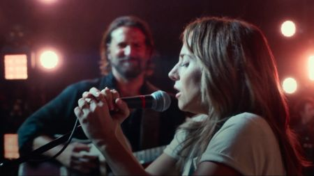 Lady Gaga scores 2 Golden Globe Award nominations for 'A Star Is Born'