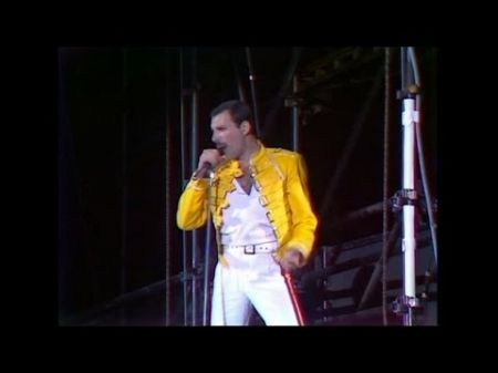 Queen opener talks jamming with Freddie Mercury at after party