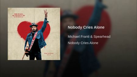 Listen: Michael Franti & Spearhead release new single 'Nobody Cries Alone'