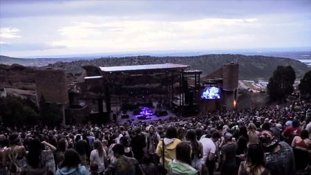 Lettuce to play special Red Rocks show in 2019