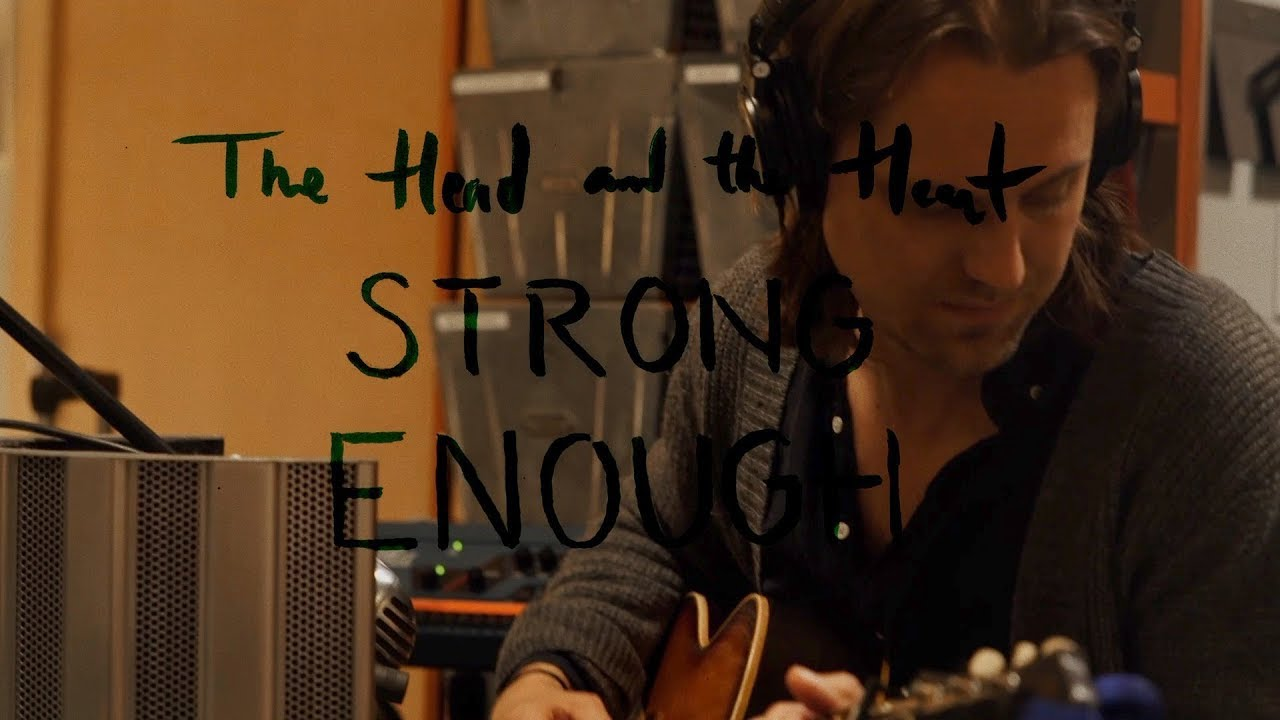 Watch: The Head & The Heart cover Sheryl Crow's 'Strong Enough' in the studio