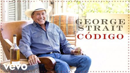 George Strait talks upcoming album 'Honky-Tonk Time Machine'