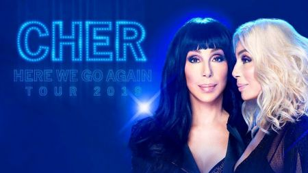Cher announces 2019 fall tour of Europe and UK