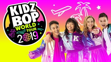 KIDZ BOP World Tour stopping through Red Rocks in 2019