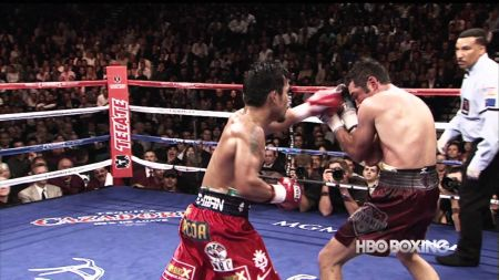 Manny Pacquiao's 5 best fights