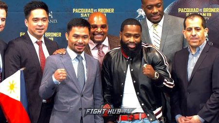 Adrien Broner's 5 best fights