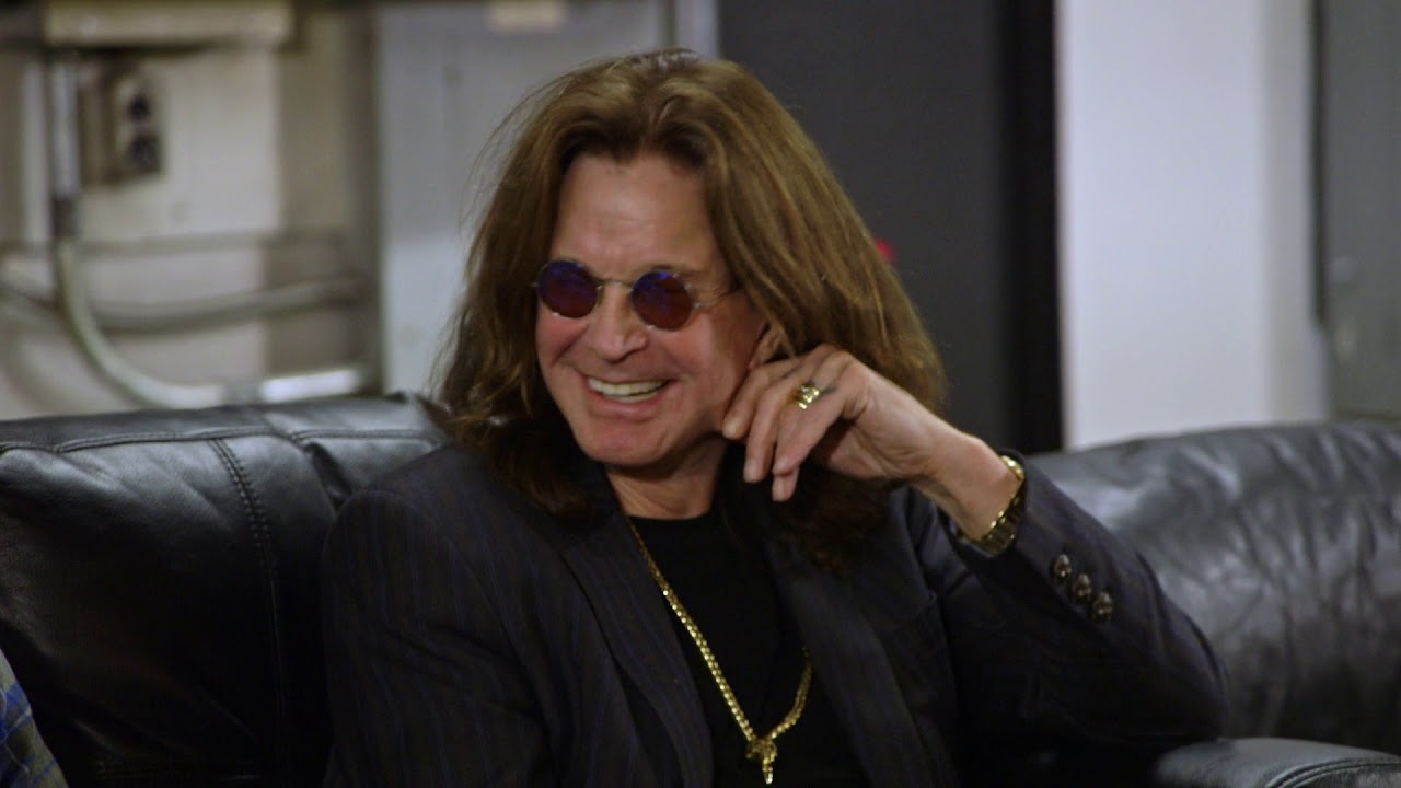 Watch: Ozzy Osbourne meets Black Sabbath parody band Mac Sabbath